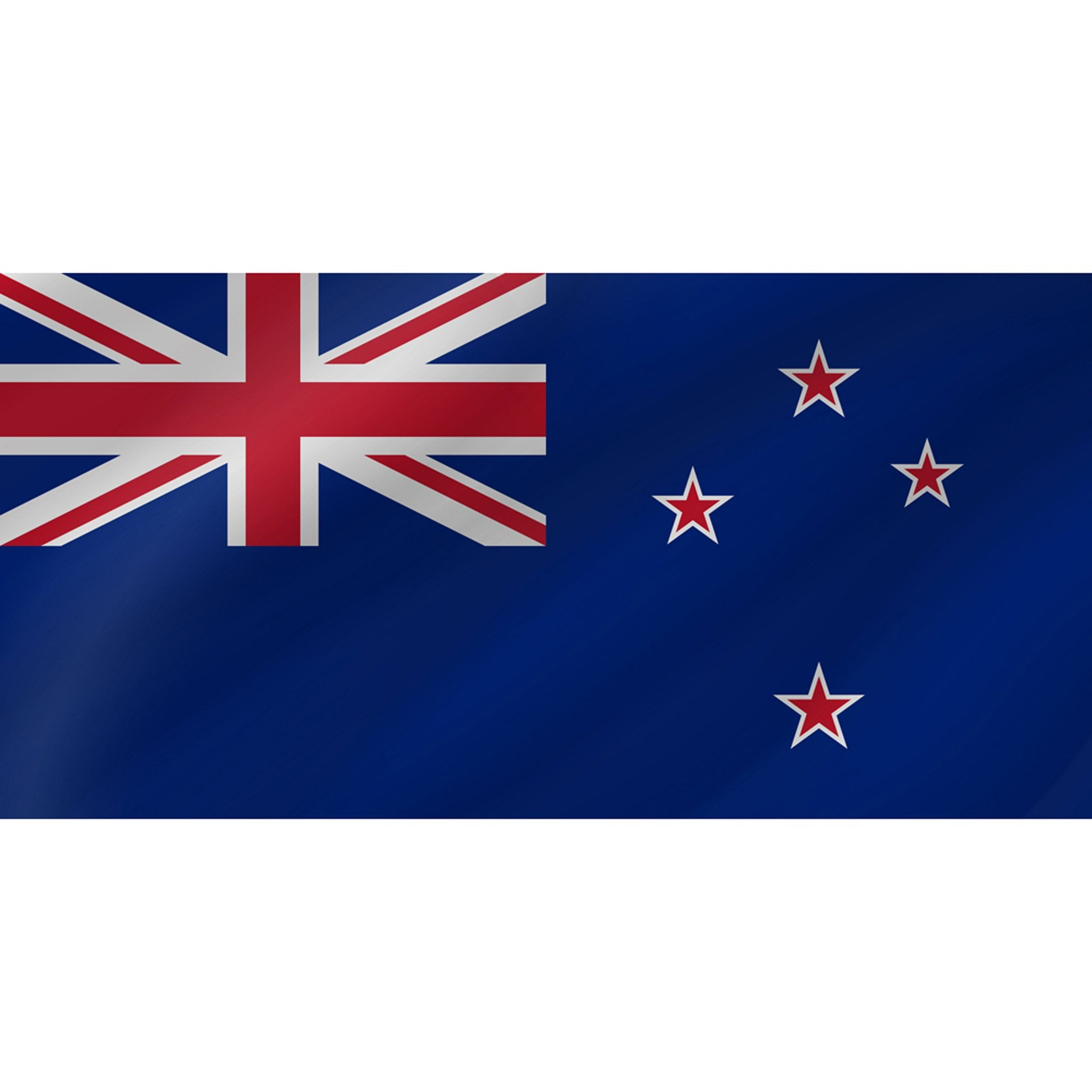 Courtesy Flag - New Zealand - Arthur Beale