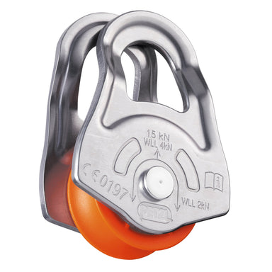Petzl Oscillante Swing Cheek Pulley - Arthur Beale