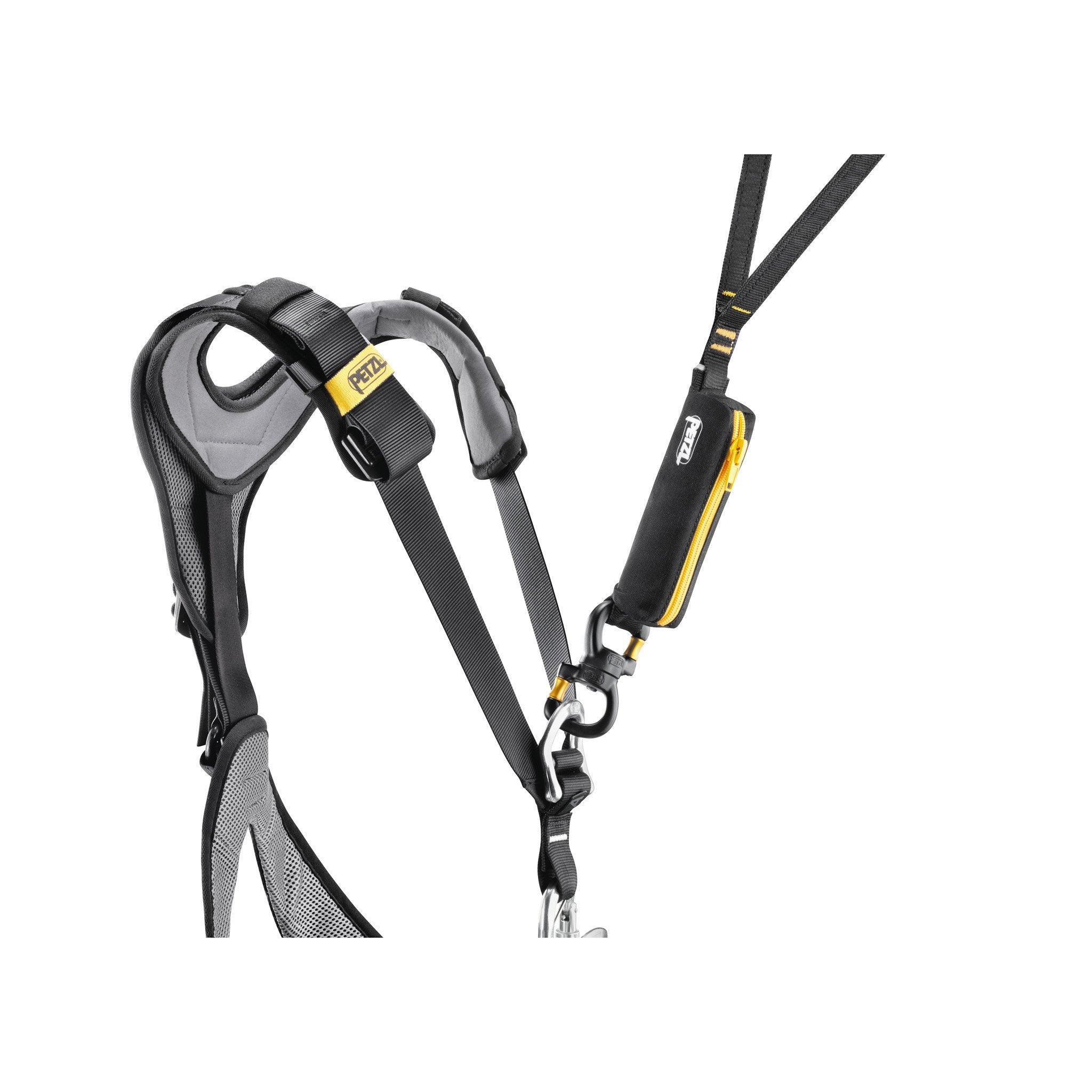Petzl Open Swivel - Arthur Beale