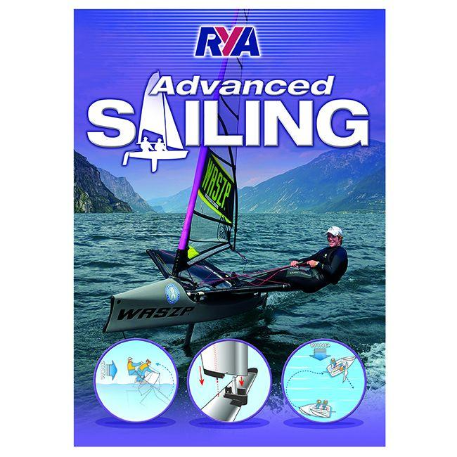 RYA Advanced Sailing - Arthur Beale