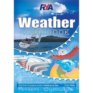 RYA Weather Handbook - Arthur Beale