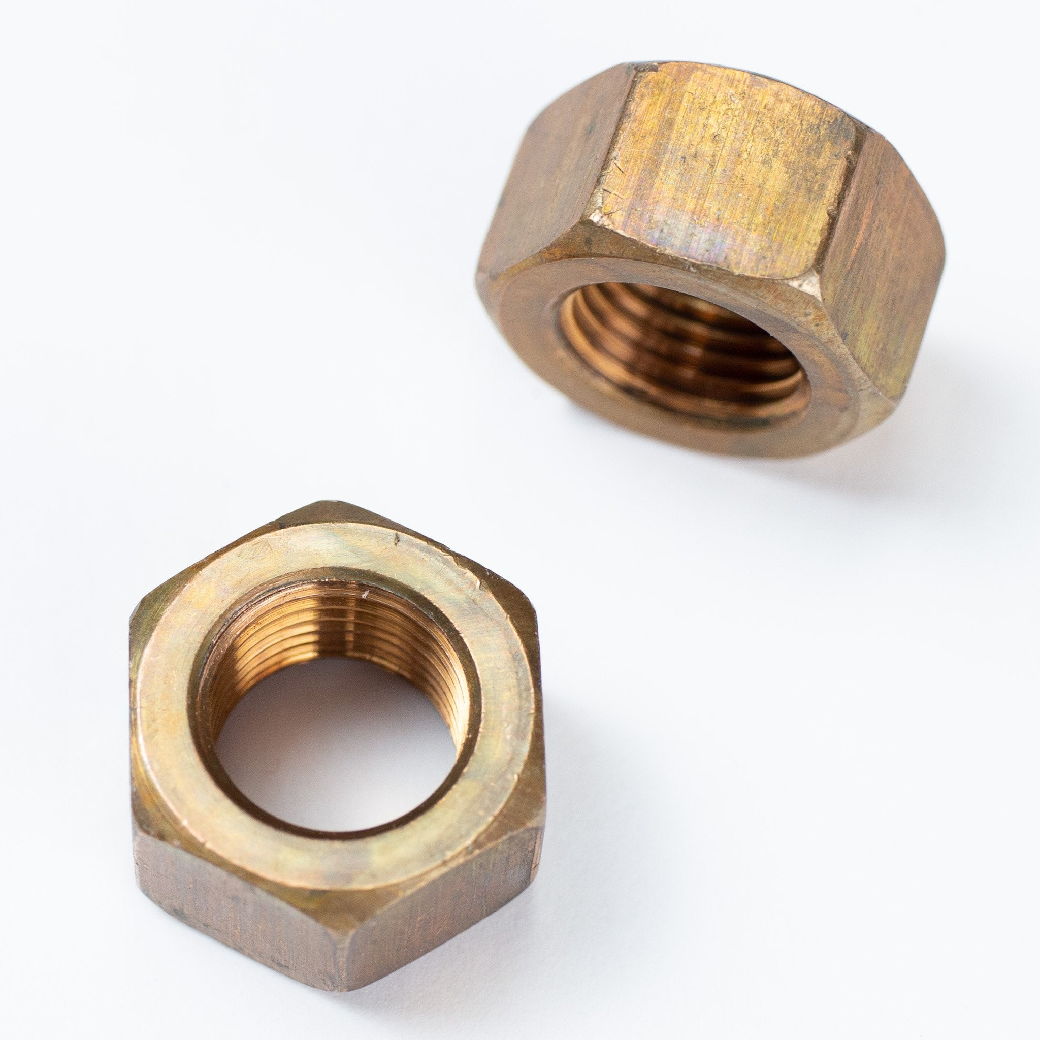 Silicon Bronze Nuts (UNC thread) - Arthur Beale