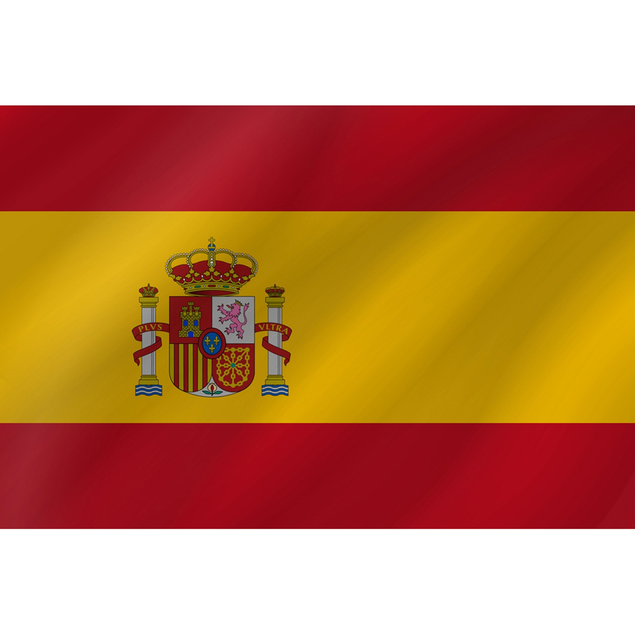 Courtesy Flag - Spain - Arthur Beale