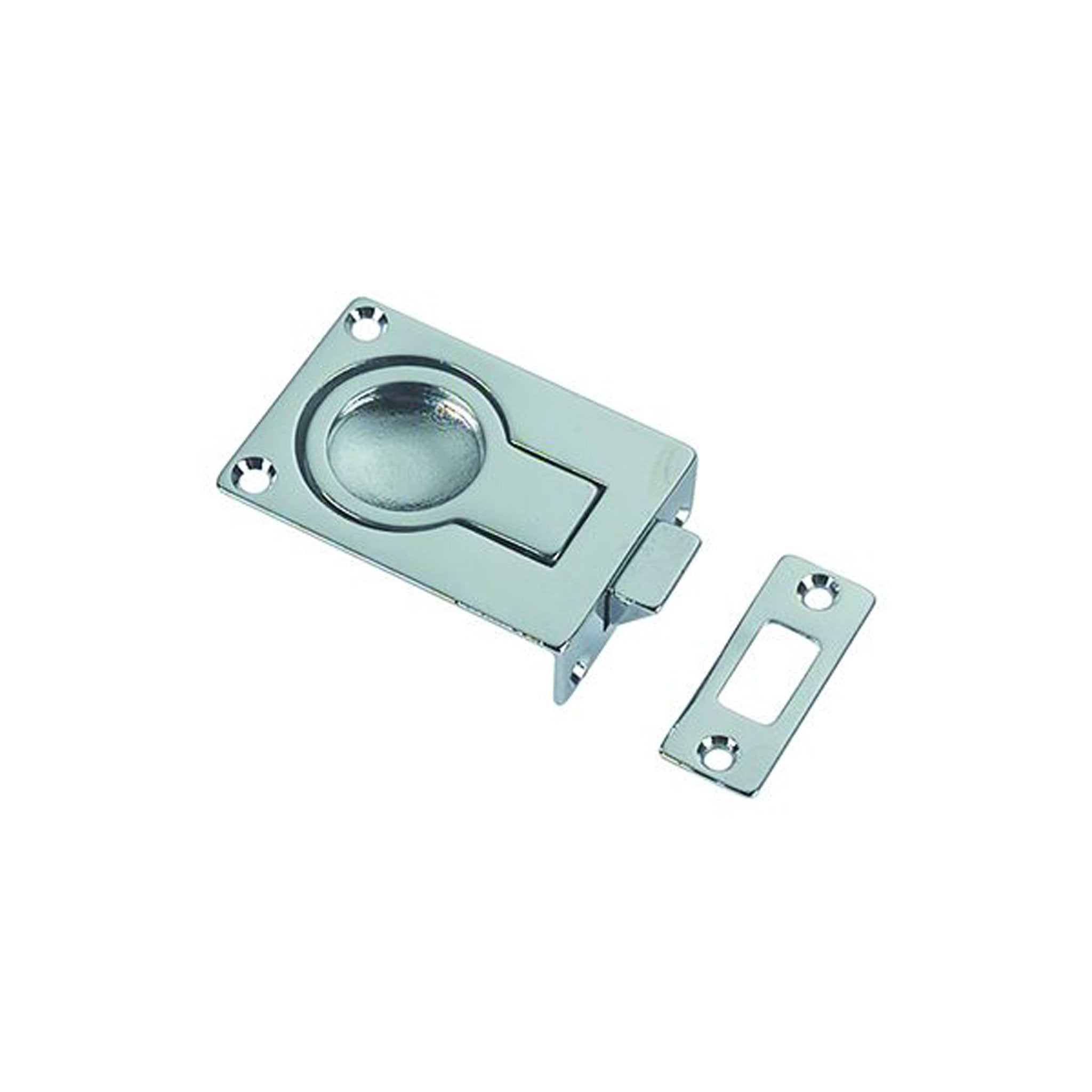 Spring Loaded Lifting Latch - Arthur Beale