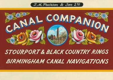 Pearson's Canal Companion - Stourport Ring - Arthur Beale