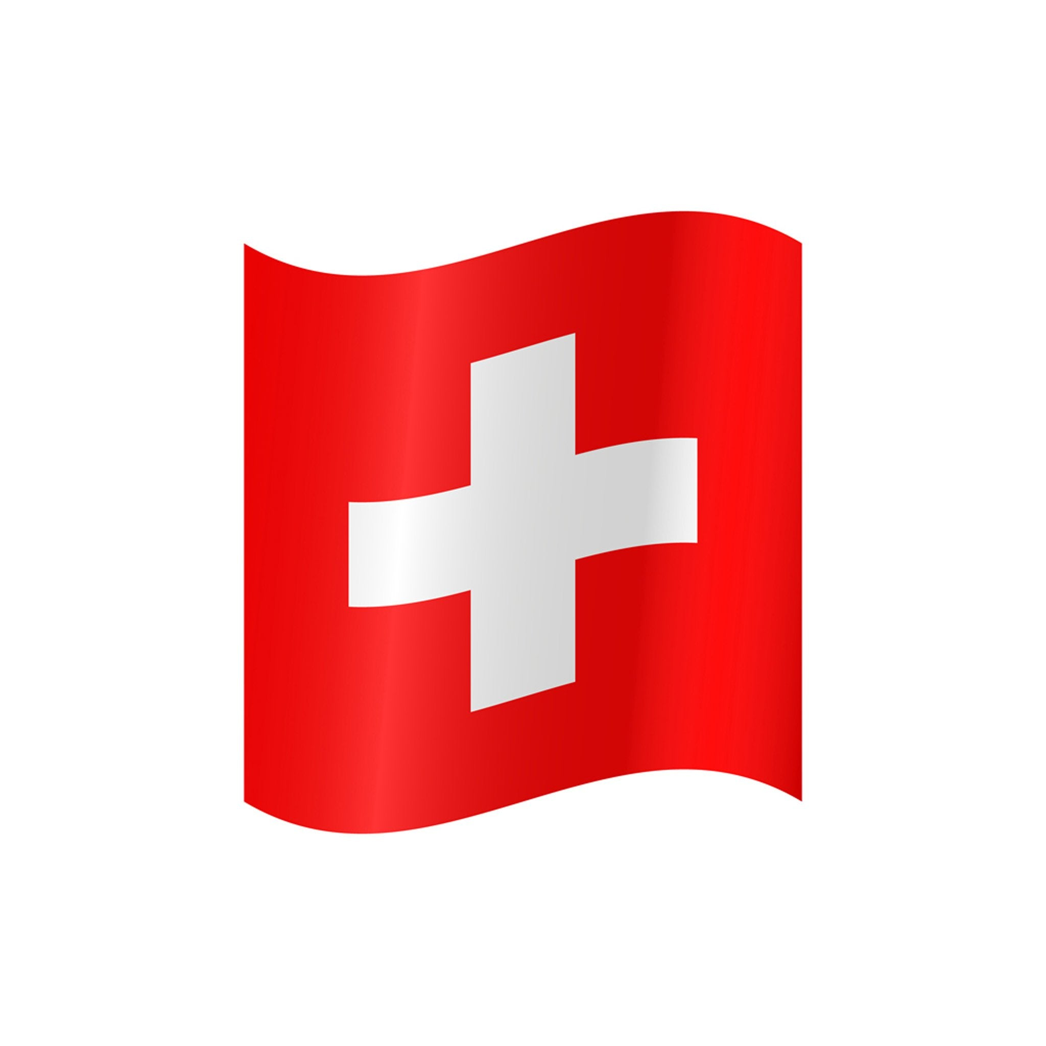 Courtesy Flag - Switzerland - Arthur Beale