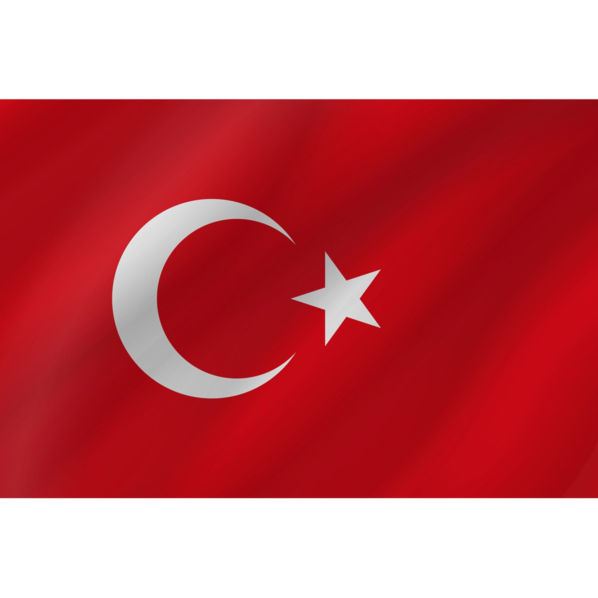 Courtesy Flag - Turkey - Arthur Beale