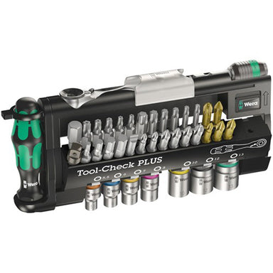 Wera Tool-Check Plus 39 Piece Set - Arthur Beale