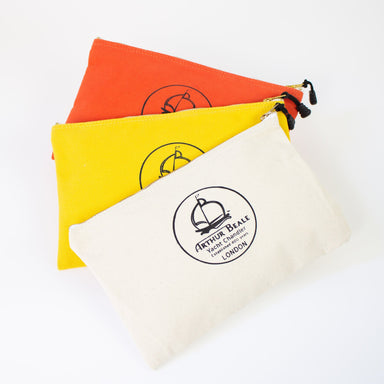 Arthur Beale Zipper Bag - Pack of Three - Arthur Beale