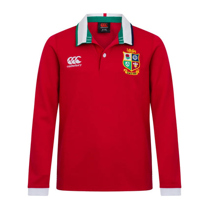 MENS BRITISH & IRISH LIONS LONG SLEEVED CLASSIC JERSEY