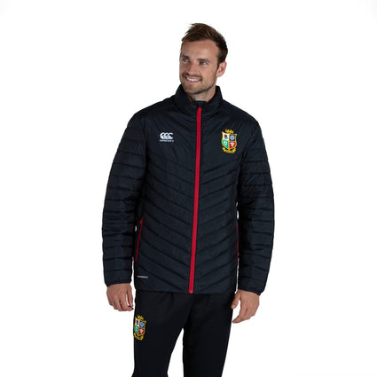 MENS BRITISH & IRISH LIONS LIGHTWEIGHT PADDED JACKET