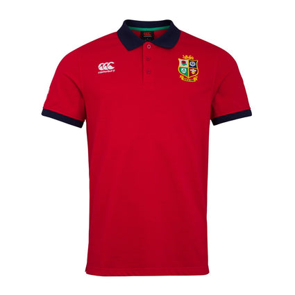 MENS BRITISH & IRISH LIONS HOME NATIONS POLO SHIRT