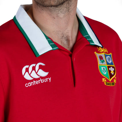 MENS BRITISH & IRISH LIONS SHORT SLEEVED CLASSIC JERSEY