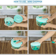 Load image into Gallery viewer, mini chopper