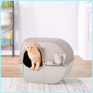 Roll'N Clean Self Cleaning Litter Box