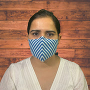 Bold Stripes Face Mask - Pack of 3