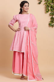 Gillori Sharara Dupatta set women