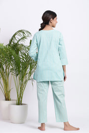 pure cotton night wear women