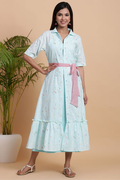 stylish dresses for women cotton