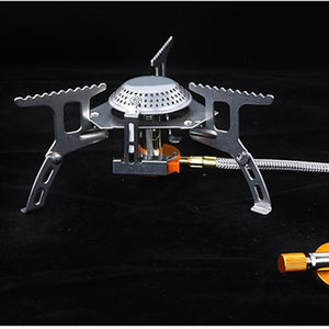 Camping Stoves Portable Gas Electronic Stove