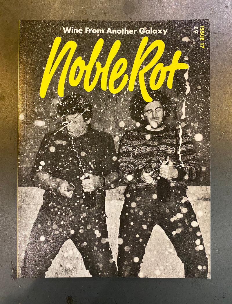 Noble Rot Issue 17: Champagne Underground