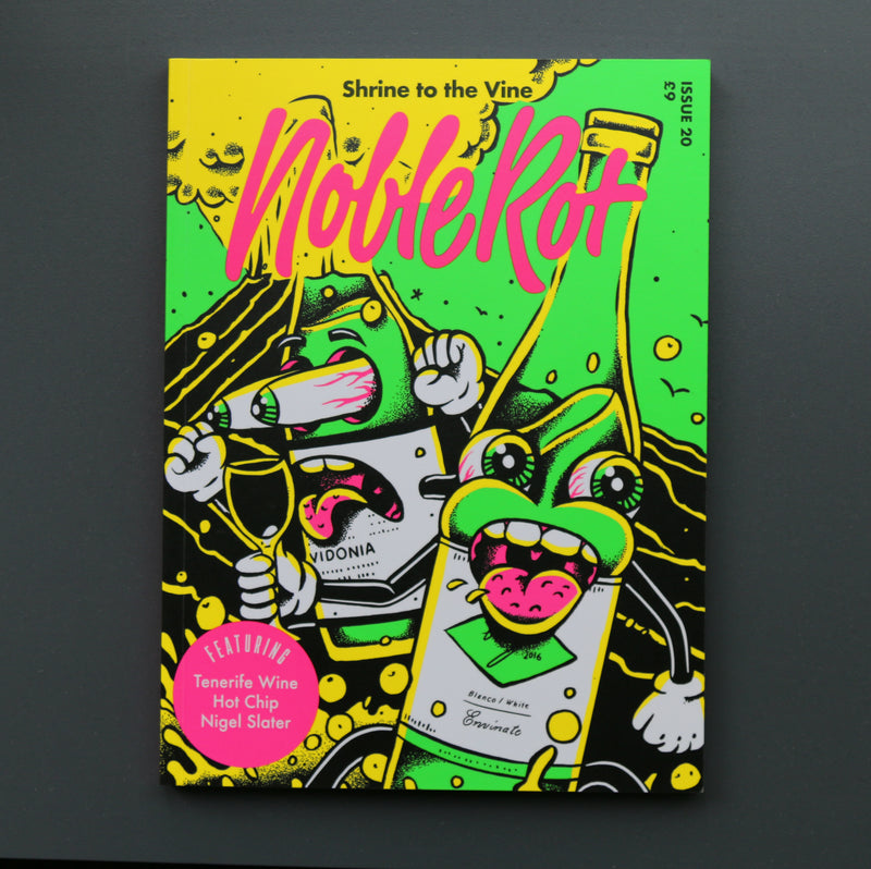Noble Rot Issue 20: Back To Life