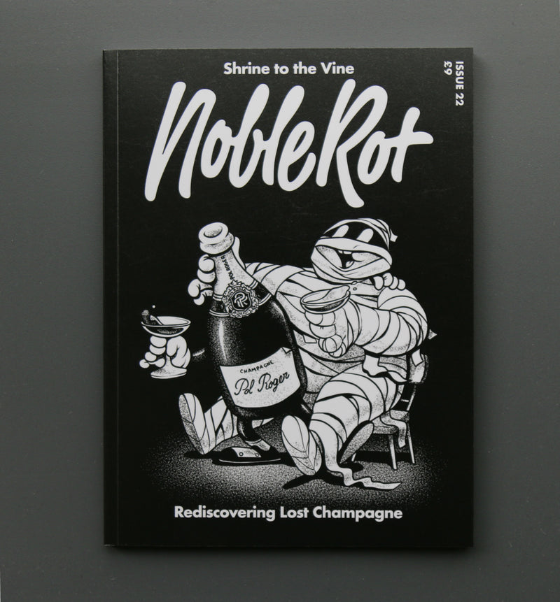 Noble Rot Issue 22: The Difficult Second Album