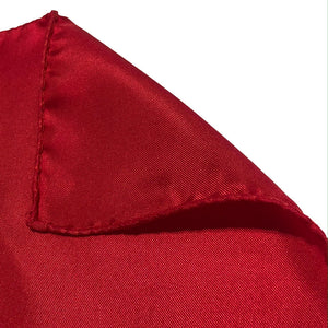 Red Silk Handkerchief