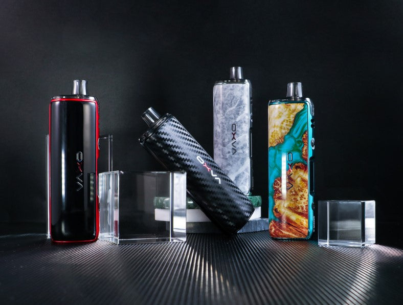 Introduction of OXVA Origin X Pod Mod Kit 60W/3ml - vapormo.com