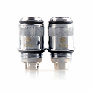 5PCS-PACK Joyetech eGo One CL Pure Cotton Replacement 1.0 Ohm-0.5 Ohm Coil Head