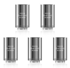 Eleaf LYCHE Atomizer Replacement Coil 0.25ohm - 5pcs-pack