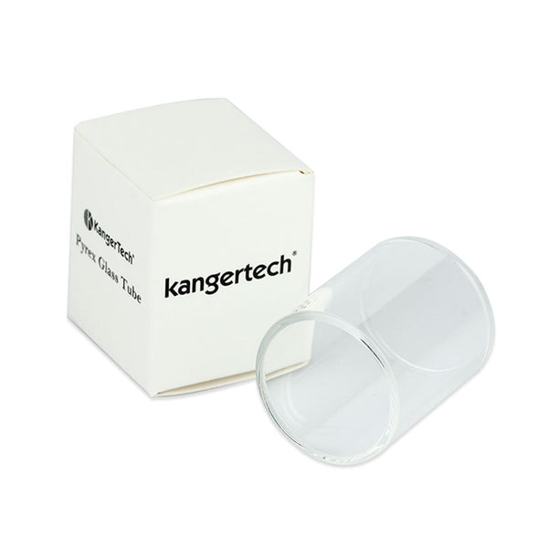 5PCS-PACK KangerTech Replacement Pyrex Glass Tube for Toptank Mini