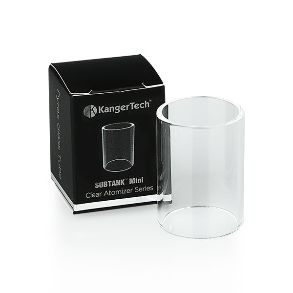 10PCS-PACK KangerTech SUBOX Mini-C - Protank 5 Replacement Glass Tube 3ML