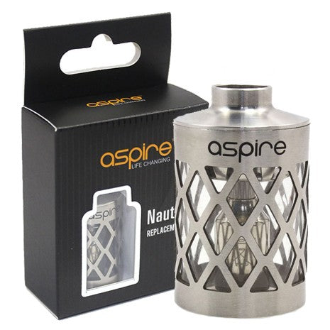 Aspire Nautilus Replacement Tank with Hollowed-out Sleeve