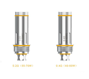 Aspire Cleito Dual Clapton Replacement Coil 0.2 Ohm-0.27 Ohm-0.4 Ohm Head 5PCS-PACK