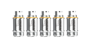 5PCS-PACK Aspire PockeX 0.6 Ohm Replacement Atomizer Coil Head