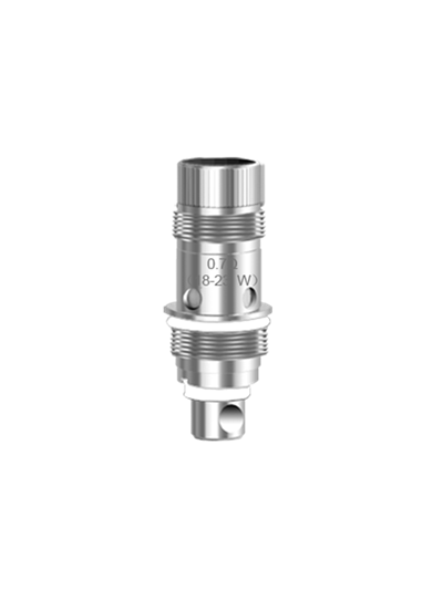 5PCS-PACK Aspire Nautilus 2 Replacement Coil Head 0.7 Ohm