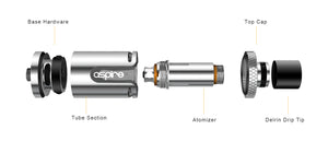 Aspire Cleito EXO Tank Atomizer Standard Version (3.5ML)