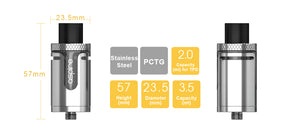 Aspire Cleito EXO Tank Atomizer TPD Version (2ML)