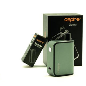Aspire Gusto Mini All-in-One Closed Tank System Starter Kit