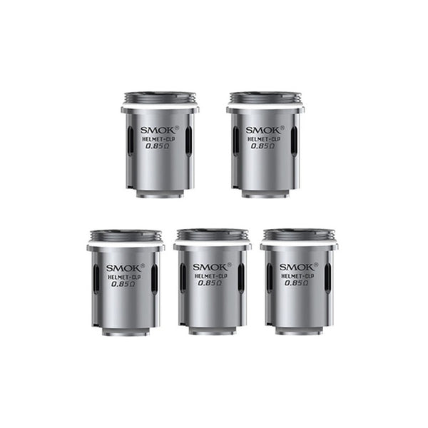 5PCS-PACK SMOK HELMET-CLP Single Clapton Core 0.85 Ohm Replacement Coil