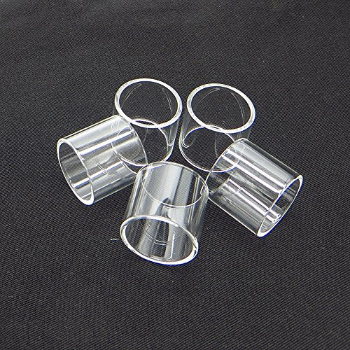 5PCS-PACK SMOK TFV8 Baby Tank Replacement Glass Tube