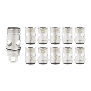 10PCS Coil & 1PCS Sleeve Vaporesso Traditional EUC Clapton Coil with Sleeve 0.4 Ohm-0.5 Ohm
