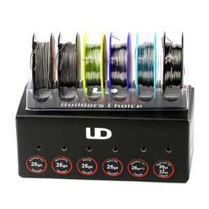 UD Wire Box Builders Choice with 6 Roll Wires
