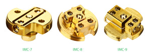 1PCS-PACK IJOY LIMITLESS RDTA-COMBO Gold-Plated Building Deck IMC 7-8-9