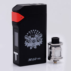 IJOY SOLO V2 200W Box Mod 2ML TC Kit with Limitless Sub Ohm Tank