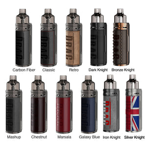VOOPOO Drag S 60W Mod Pod Kit 2500mAh 4.5ml