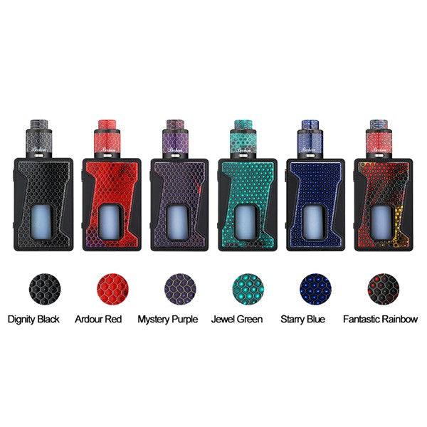 Aleader Bhive Squonk 100W Starter Kit with Bhive RDA