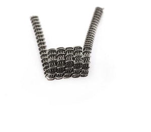 10PCS-PACK Demon Killer Tri-twisted Clapton Coil 0.35 Ohm