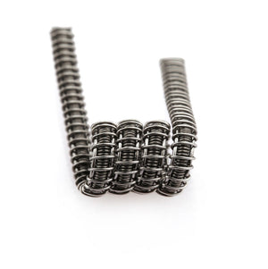 10PCS-PACK Demon Killer Prebuilt Wire Framed Clapton Coil 0.26 Ohm